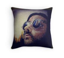 Léon the Professional  Throw Pillow