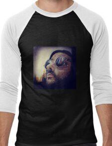 Léon the Professional  Men's Baseball ¾ T-Shirt
