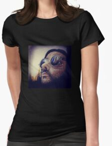 Léon the Professional  Womens Fitted T-Shirt