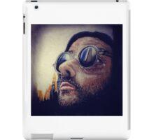Léon the Professional  iPad Case/Skin