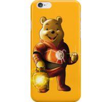 Pooh Bear Orange Lantern iPhone Case/Skin