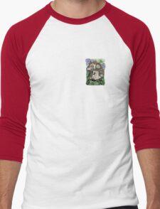 Owl old story Men's Baseball ¾ T-Shirt