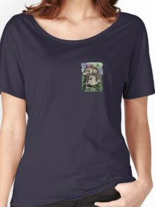 Owl old story Women's Relaxed Fit T-Shirt