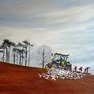High Barn Farm, Brougham, Penrith by Sue Nichol