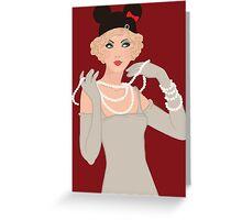 Disney Dime Greeting Card