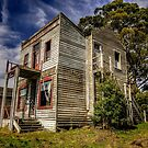 The old hotel by Gerard Rotse