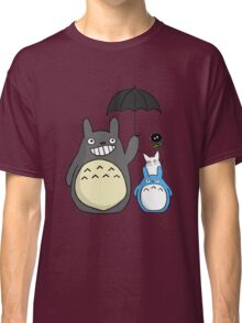 Totoro family Classic T-Shirt