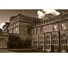 Forde Abbey-Somerset-UK Photographic Print