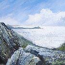 Zennor Head, Cornwall by Sue Nichol