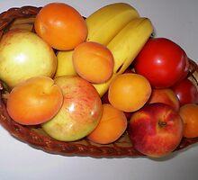Fruit Basket - all fresh by EdsMum