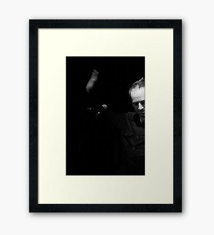 Adrian Crowley Framed Print