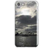 San Diego Sunset 1 iPhone Case/Skin