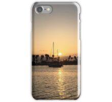 San Diego Sunset 2 iPhone Case/Skin