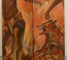 Hyena Dance by Ray Gare