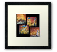 Genesis Framed Print