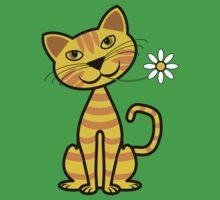The Yellow Cat by jean-louis bouzou