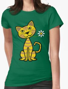 The Yellow Cat T-Shirt