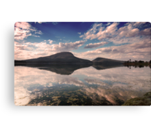Mirror Reflections Canvas Print