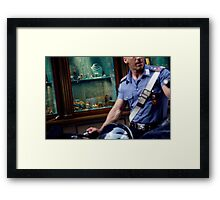 artscapes #59, jewels by law  Framed Print