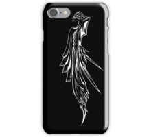 Sephiroth's wing iPhone Case/Skin