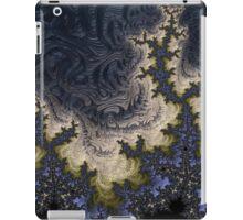 Fractal Ice iPad Case/Skin