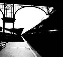 night train from nyugati by ragman