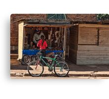 What To Buy? Canvas Print