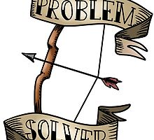Problem Solver - Rogue daggers by Melody Smith