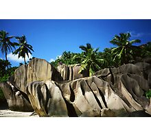 La Digue (Seychelles) Photographic Print