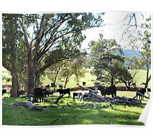 Sunday on The Farm. Poster