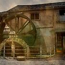 Old Mill St. Augustine Florida by Marie Luise  Strohmenger