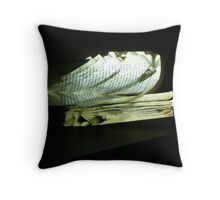 Off to the Enchanted Wood Throw Pillow