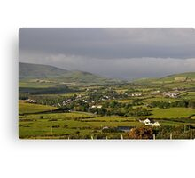 Anascaul, Co. Kerry, Ireland Canvas Print