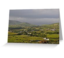 Anascaul, Co. Kerry, Ireland Greeting Card