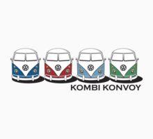 Kombi Konvoy by bustednut