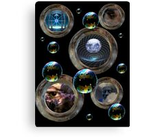Portals in Time Canvas Print
