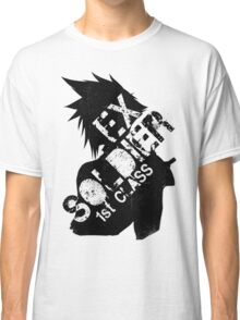 Cloud Strife ex-SOLDIER Classic T-Shirt