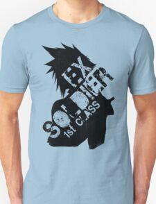 Cloud Strife ex-SOLDIER Unisex T-Shirt