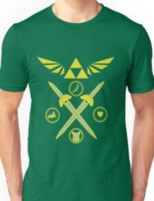 Winged Triforce Unisex T-Shirt