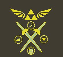 Winged Triforce T-Shirt