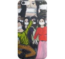 Non compos mentis iPhone Case/Skin