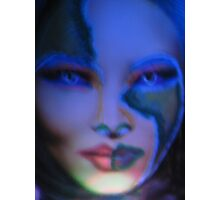 Ninja Goddess Of Light Photographic Print