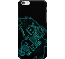 Cloud Strife ex-SOLDIER | Mako Edition iPhone Case/Skin
