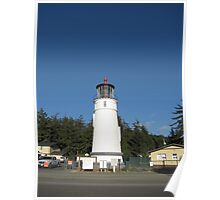 Banyon Lighthouse....Banyon, Oregon Poster