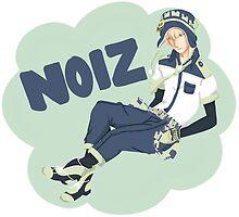 Dramatical Murder Noiz by sei-be