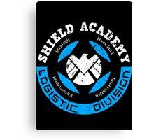 S.H.I.E.L.D. Academy (BLACK) Canvas Print
