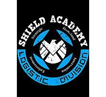 S.H.I.E.L.D. Academy (BLACK) Photographic Print
