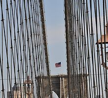 Brooklyn Bridge, NYC by Jaymin Mehta