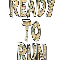 Ready To Run - One Direction by madeoflightingg