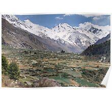 Himalayan Vista 1 Poster